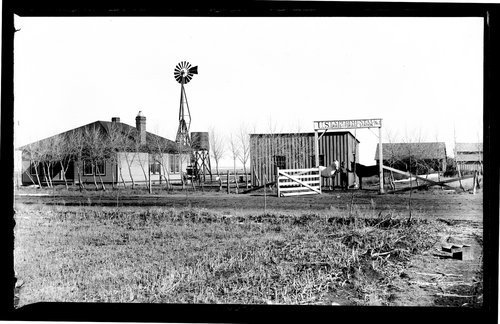 United States Experimental Grass and Forage Station, Finney County, Kansas - Page