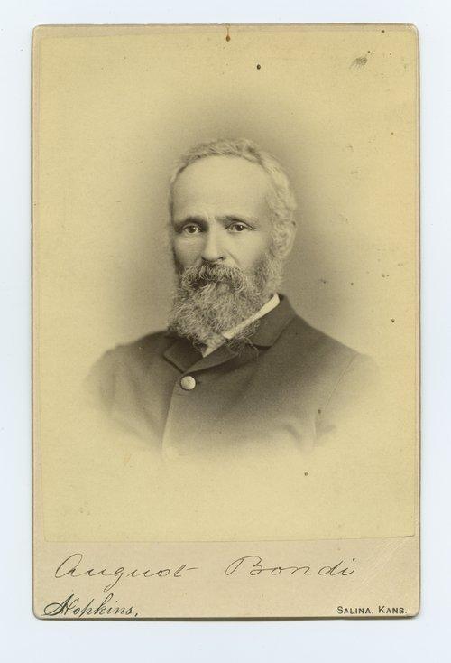August Bondi - Page