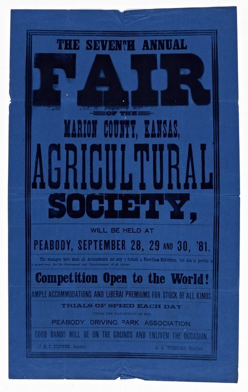 The ninth annual fair of the Linn County Agricultural Society - Page