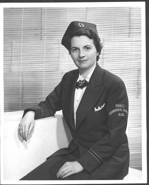 Delma Frasser, Santa Fe courier nurse - Page
