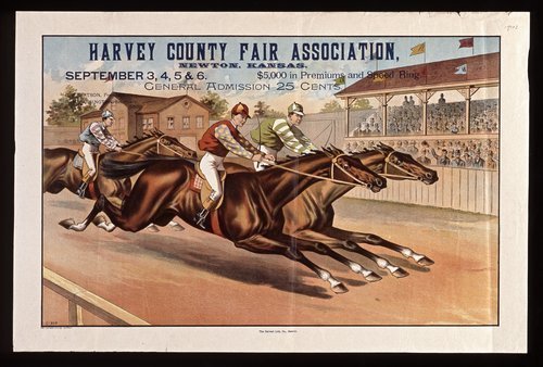 Harvey County Fair Association, Newton, Kansas - Page