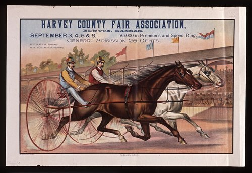 Harvey County Fair Association, Newton, Kansas - Page
