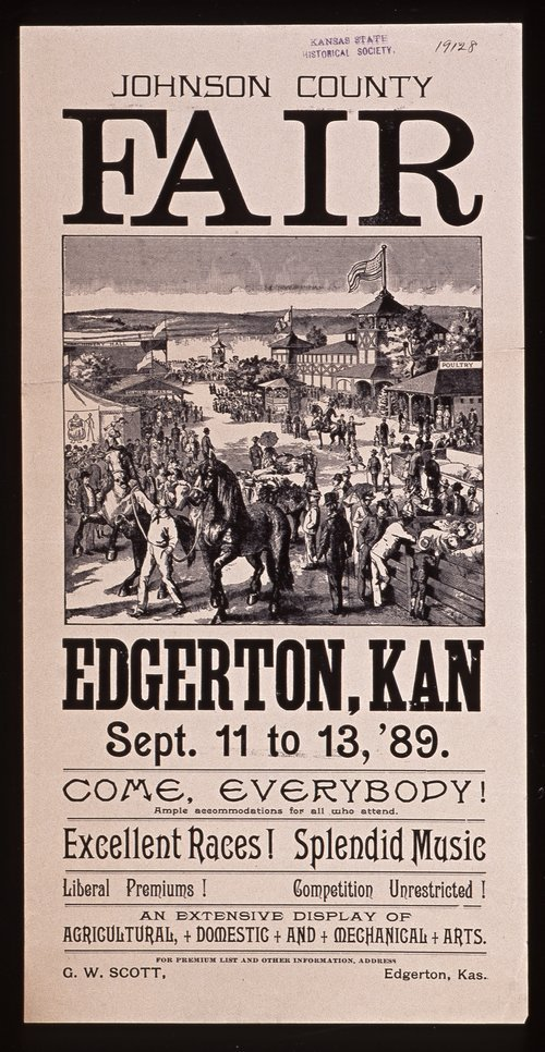 Johnson County fair, Edgerton, Kansas - Page