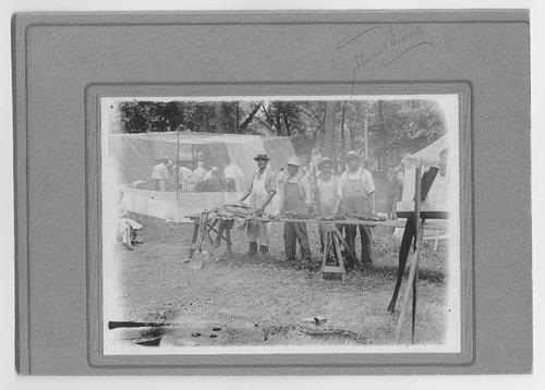 Grocers and Butchers Picnic, Garfield Park, Topeka, Kansas - Page