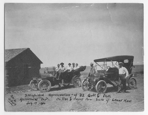 Fike and Haynes Farm, Levant, Kansas - Page