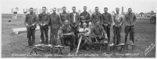 Kansas Civilian Rifle Team - Page