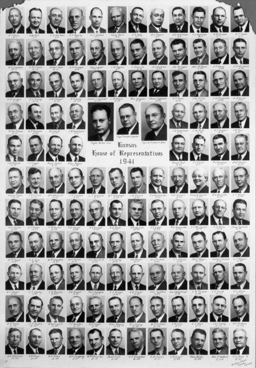 Kansas House of Representatives - Page