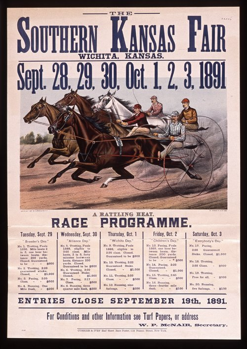 The southern Kansas fair, Wichita, Kansas - Page