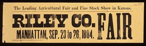 Riley County fair, Manhattan, Kansas - Page