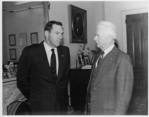 John Michael (Mike) Hayden and Robert C. Byrd - Page