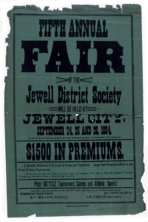 Jewell City fair - Page