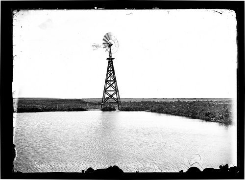 Tripple pump on Richter farm, Finney County, Kansas - Page