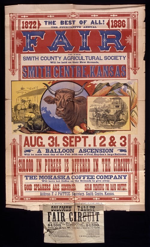 The fourteenth annual fair of the Smith County Agricultural Society - Page