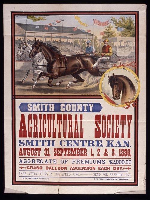 Fair of the Smith County Agricultural Society, Smith Center, Kansas - Page