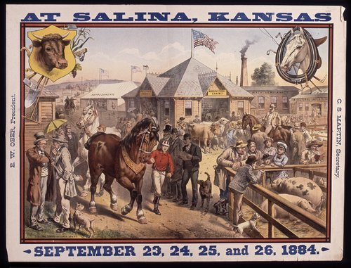 Fair at Salina, Kansas - Page