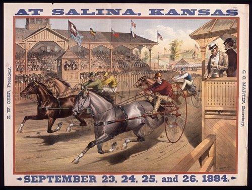 At Salina, Kansas - Page