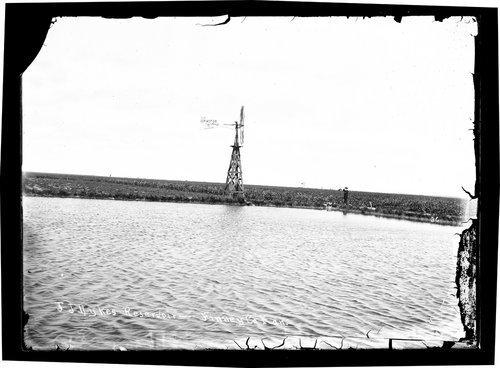 J. J. Dykes' reservoir, Finney County, Kansas - Page