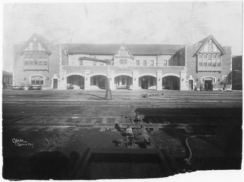 Atchison Topeka & Santa Fe Railway Company depot, Emporia, Kansas - Page