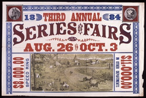 Series of fairs - Page