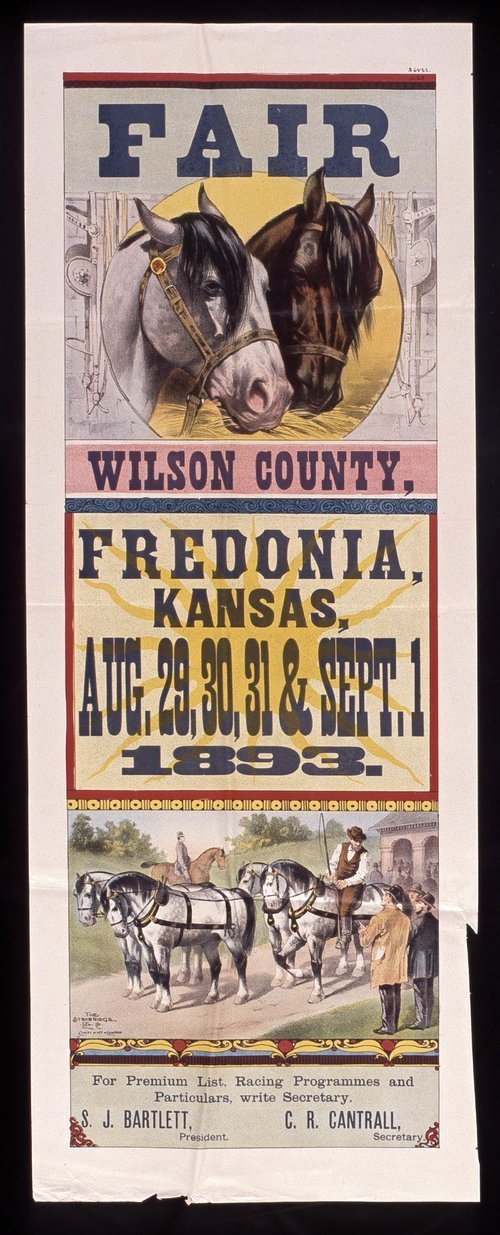 Wilson County fair, Fredonia, Kansas - Page