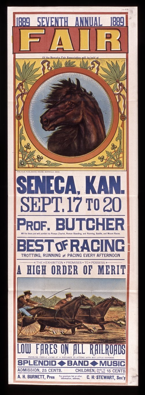 Seventh annual fair of the Nemaha Fair Association - Page