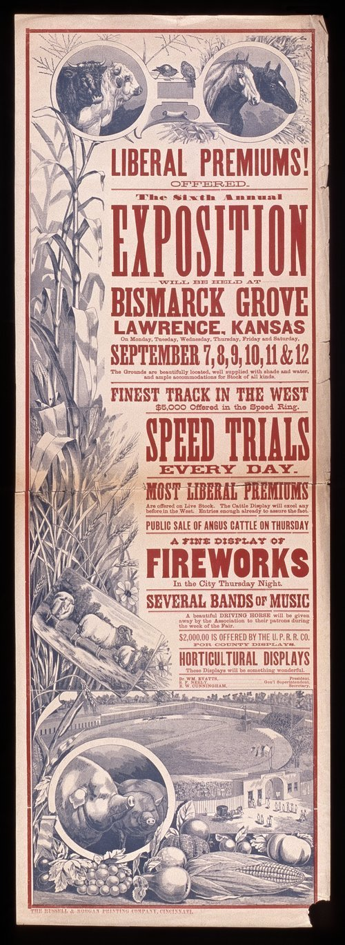 The sixth annual exposition at Bismarck Grove - Page