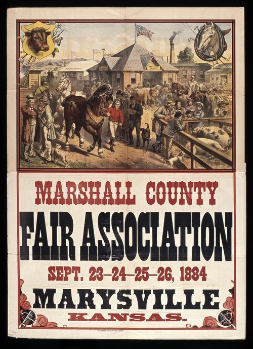 Marshall County Fair Association - Page