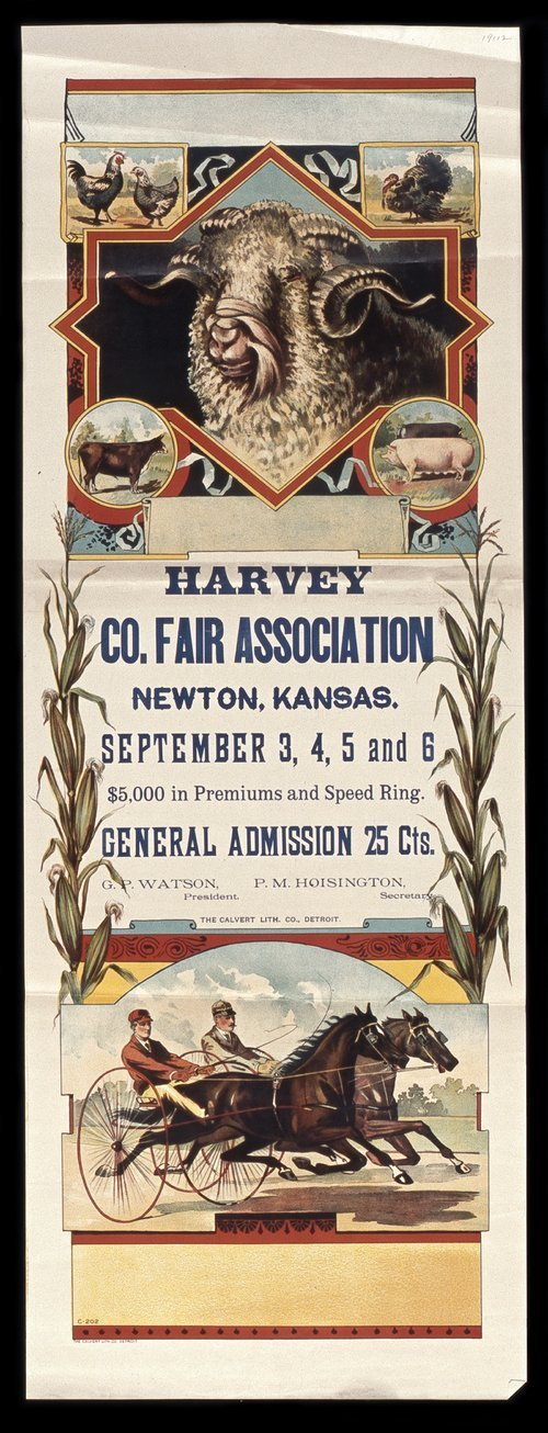 Harvey County Fair Association - Page