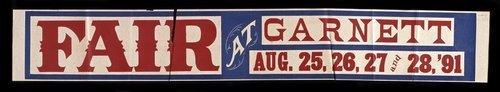 Fair at Garnett, Kansas - Page