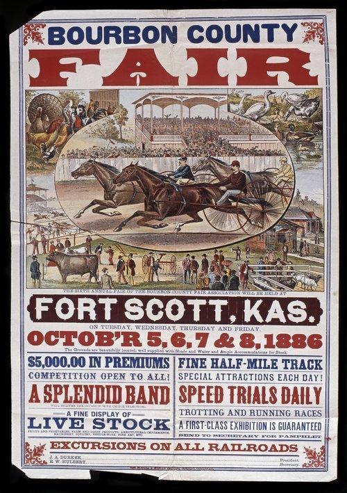 The sixth annual fair of the Bourbon County Fair Association - Page