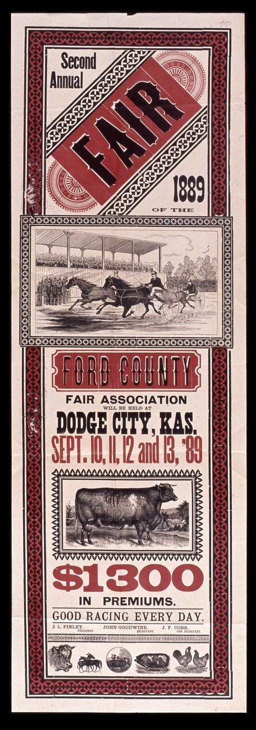 Second annual fair of the Ford County Fair Association - Page