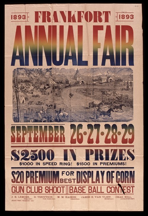 Frankfort annual fair - Page