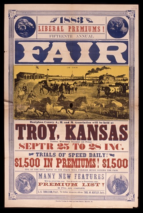 Fair, Troy, Kansas - Page