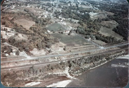 Aerial view of Grinter Place, Wyandotte County, Kansas - Page