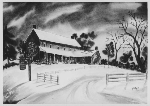Painting of 