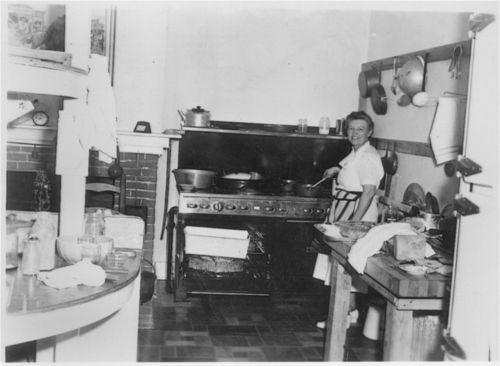 Bernice Hanson at Grinter Place, Wyandotte County, Kansas - Page