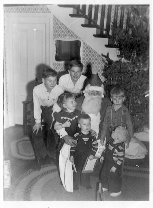 Christmas at Grinter Place, Wyandotte County, Kansas - Page