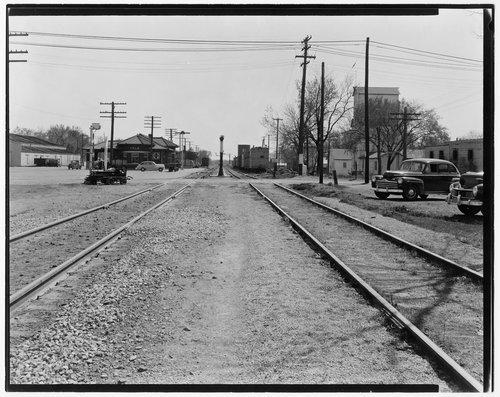 Atchison, Topeka & Santa Fe Railway Company depot, Iola, Kansas - Page