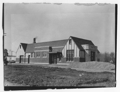 Atchison Topeka & Santa Fe Railway Company depot, Enid, Oklahoma - Page