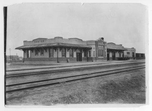 Panhandle & Santa Fe Railway Company depot, Canyon, Texas - Page