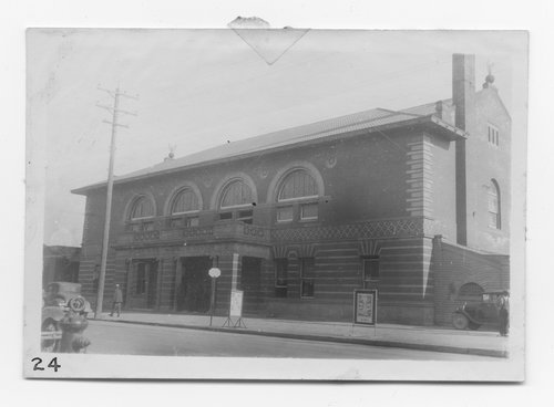 Fort Worth Union depot, Fort Worth, Texas - Page