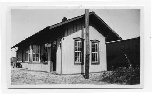 Gulf Colorado & Santa Fe Railway Company depot, Copeville, Texas - Page