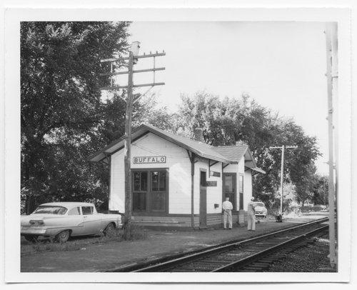 Missouri Pacific Railroad depot, Buffalo, Kansas - Page