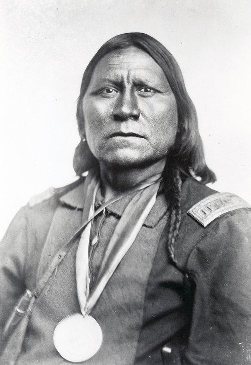Satanta, Kiowa Indian Chief - Page