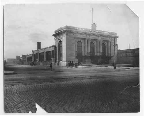 Wichita Union Station, Wichita, Kansas - Page