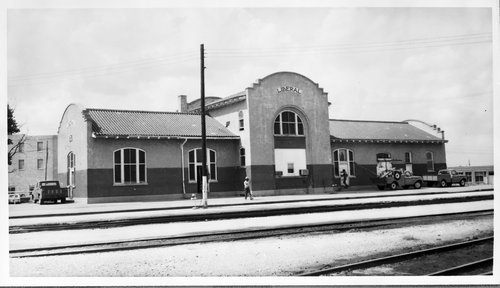 Chicago, Rock Island & Pacific Railroad depot, Liberal, Kansas - Page