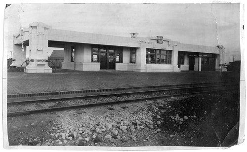 Panhandle & Santa Fe Railway Company depot, Lubbock, Texas - Page