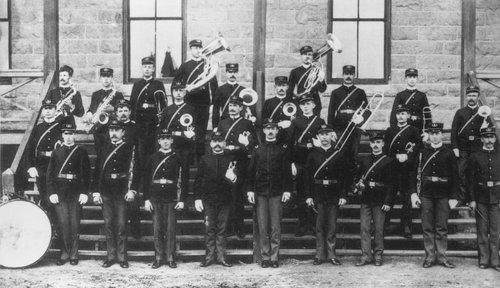 Ft. Riley Sixth Calvary Band - Page
