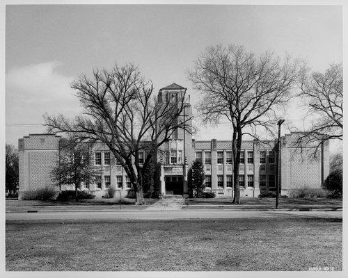East Topeka Junior High School, Topeka, Kansas - Page