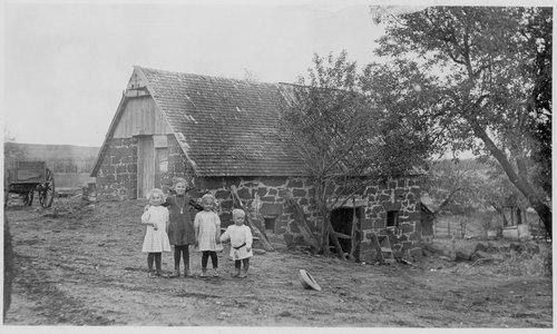 Johannes Peter Johanson barn, McPherson County, Kansas - Page